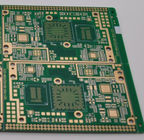 2.3 Oz 12 Layer FR4 TG180 High TG PCB Prototype With 4 Mil Line